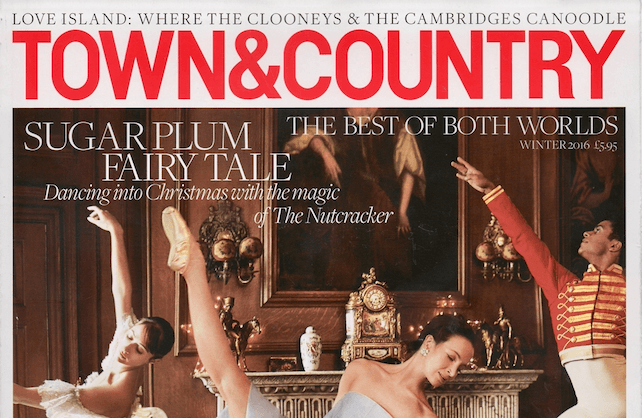 Press : Town & Country Winter Issue