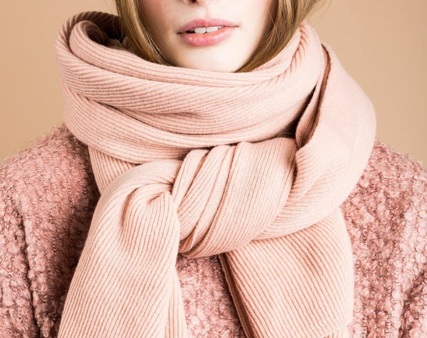 Luxurious Winter Scarves